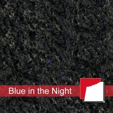 Granit Blue in the Night